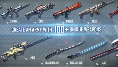 Dead Arena: Strike Sniper андроид