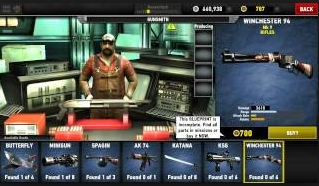 DEAD TRIGGER 2 взлом андроид
