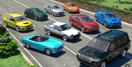 Driving Zone: Japan деньги андроид