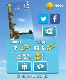 Flip Diving андроид бесплатно