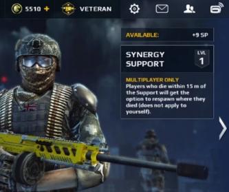 Modern Combat 5 взлом андроид