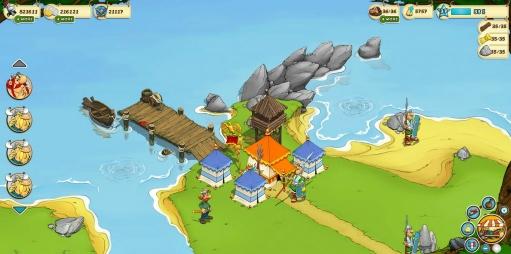 Asterix and Friends андроид бесплатно
