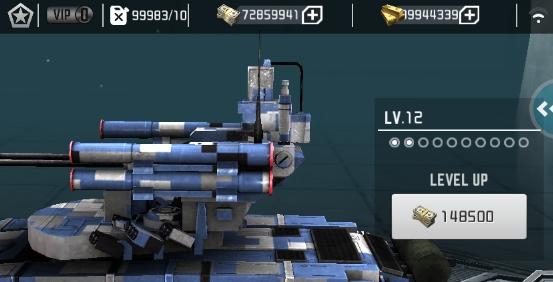 Tank Strike взлом на андроид