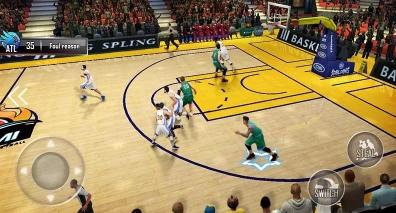 Fanatical Basketball андроид взлом