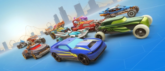 Hot Wheels: Race Off взлом на андроид