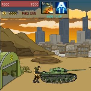 Age of War 2 золото