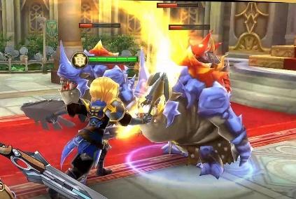 Final Clash -3D FANTASY MMORPG андроид