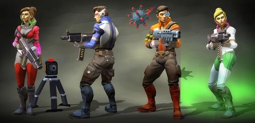Poly Gun 3D мод