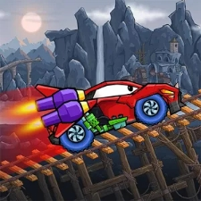 Car Eats Car 2 андроид взлом