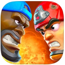 Mighty Battles взлом андроид