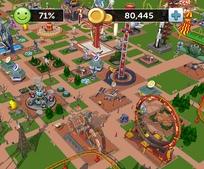 RollerCoaster Tycoon® Touch  бесплатно деньги