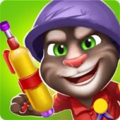 Talking Tom Camp взлом