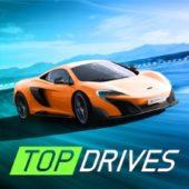 Top Drives андроид деньги бесплатно
