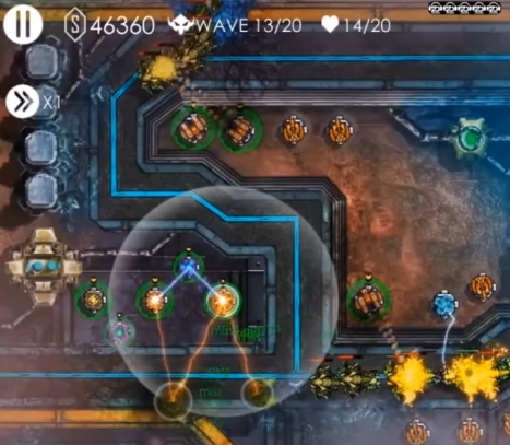 Tower Defense - Invasion TD  взлом