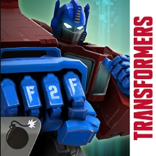 Transformers Forged to Fight mod android