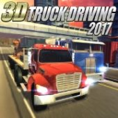 3D Truck Driving 2017 андроид взлом