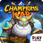 Champions Of War взлом андроид