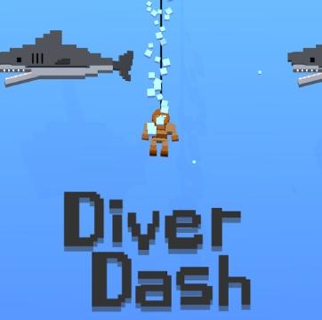Diver Das мод деньги и монеты