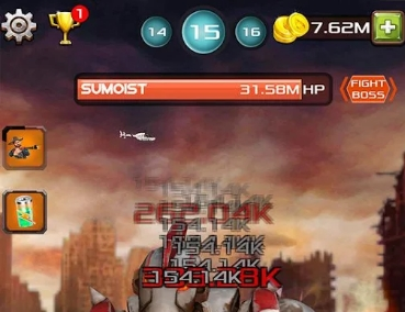Iron Giants: Tap Robot Games  взлом
