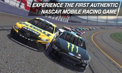 NASCAR Heat Mobile взлом на деньги