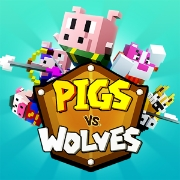 Pigs vs Wolves взлом андроид