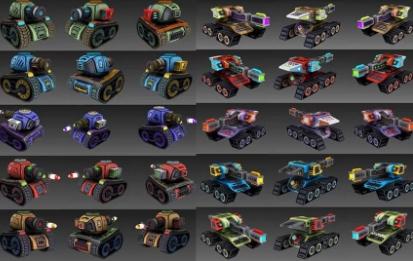 Pixel Shooter Tank PVP бесплатно деньги
