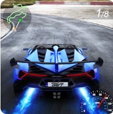 Speed Turbo Drift бесплатно мод скачать