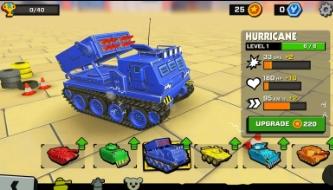 Tank Headz взлом