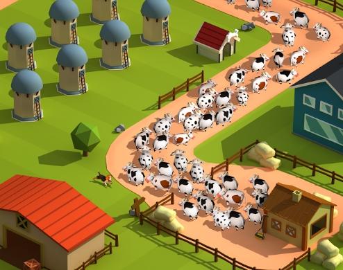 Tiny Cow бесплатно деньги