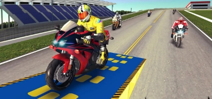 Xtreme Stunt Bike Rider взлом