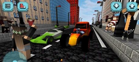 Car Craft: Exploration Lite андроид