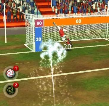 Finger soccer : Football kick взлом