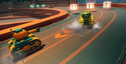 War Tank Racing Online 3d взлом