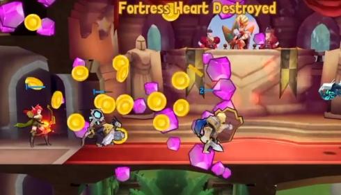 Fortress of Champions бесплатно деньги