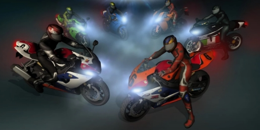 Motorcycle Rider Race взлом