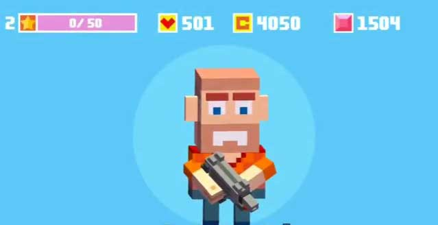 Pixel Strike Online андроид мод