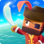 Blocky Pirates взлом на андроид