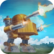 взлом Steampunk Syndicate 2: Tower Defense Game