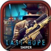 Last Hope Sniper - Zombie War взлом андроид