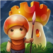 Mushroom Wars 2 взлом на андроид
