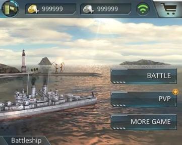 взлом Warship Attack 3D андроид