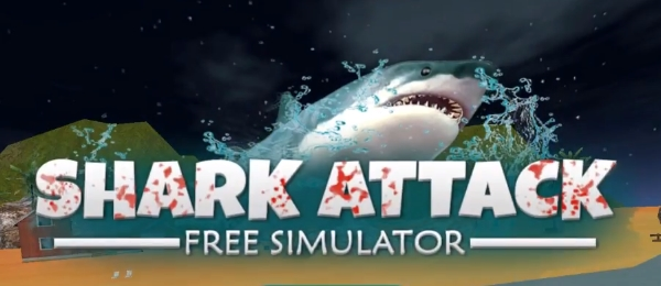 взлом Angry Shark Attack Simulator 2017 андроид