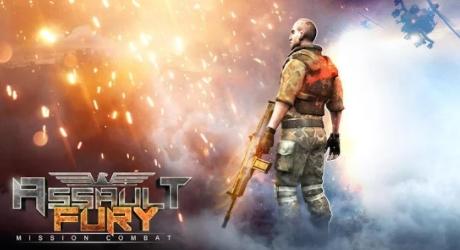 Assault Fury - Mission Combat взлом андроид