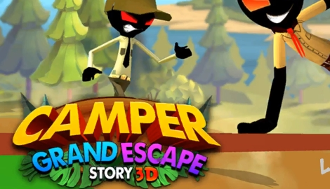 Camper Grand Escape Story 3D взлом андроид