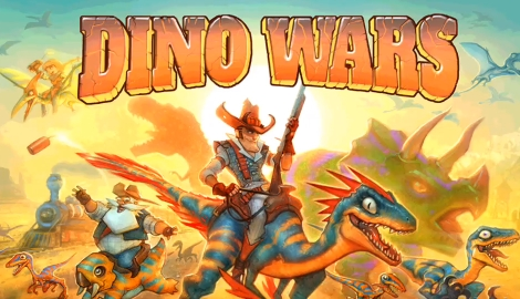 Dino Wars взлом