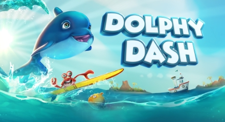 взлом Dolphy Dash на андроид
