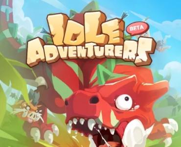 Idle Adventurers взлом на андроид