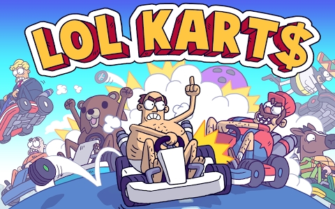 LoL Kart$: Multiplayer Racing взлом