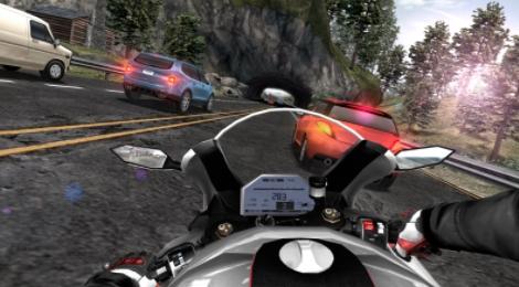 Moto Rider In Traffic взлом андроид