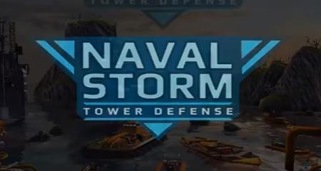 взлом Naval Storm TD андроид